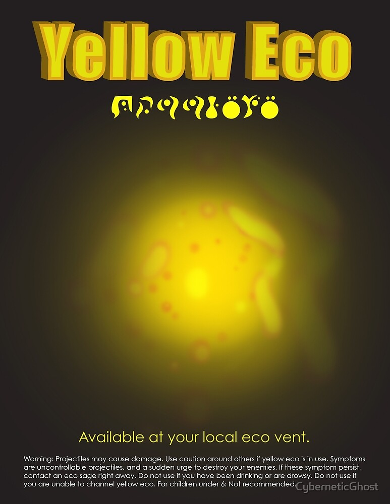 Yellow Eco by CyberneticGhost