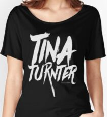 Tina TurnTer Collection Women's Relaxed Fit T-Shirt