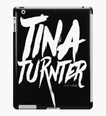 Tina TurnTer Collection iPad Case/Skin