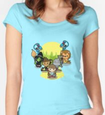 Once Upon A Time: Oz Women's Fitted Scoop T-Shirt