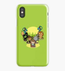 Once Upon A Time: Oz iPhone Case/Skin