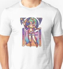 Art Nouveau Terra Branford FFVI Unisex T-Shirt