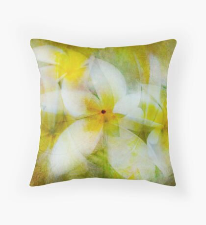Nothing Left To Say Throw Pillow
