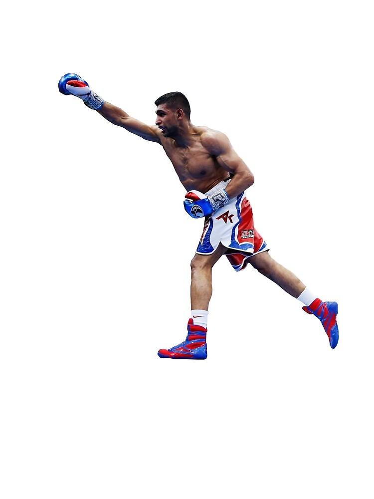 Amir Khan Boxer  by RighteousOnix