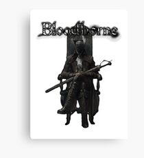 Bloodborne - Old Hunters Canvas Print