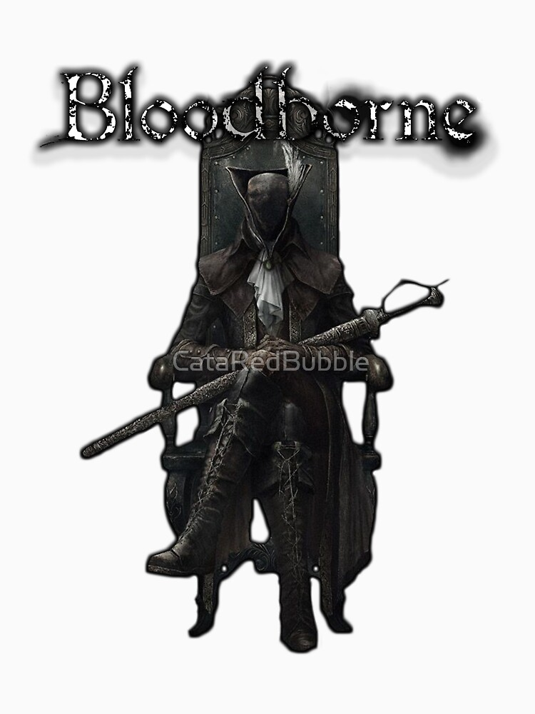 Bloodborne - Old Hunters by CataRedBubble
