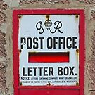 Georgian Post Box by MikeSquires