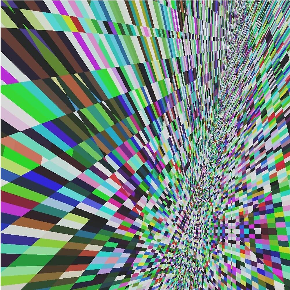 Rainbow IV by Dark Frog