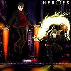 Heroes by KumoriDragon