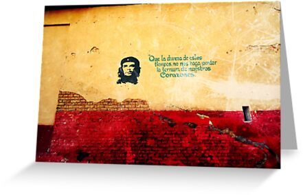 Che Guevara by Ernest Mohs