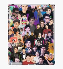 Phan Collage #3 iPad Case/Skin