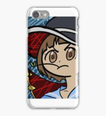 The First Rule iPhone Case/Skin