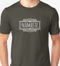 Namaste shirt T-Shirt