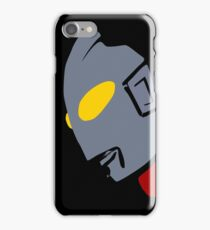 Ultraman - Profile iPhone Case/Skin