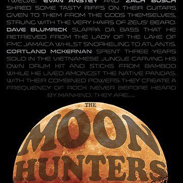 Moon Hunters by DMCanham