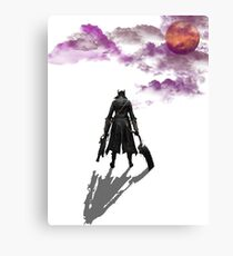 Bloodborne - New Moon Canvas Print