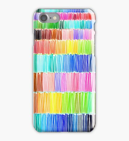 Prismatic Rainbow iPhone Case/Skin