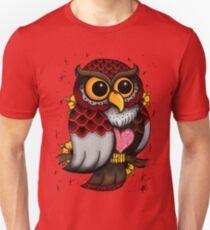 Owl Shirt Unisex T-Shirt