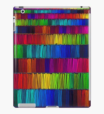Prismatic Rainbow (Reverse) iPad Case/Skin