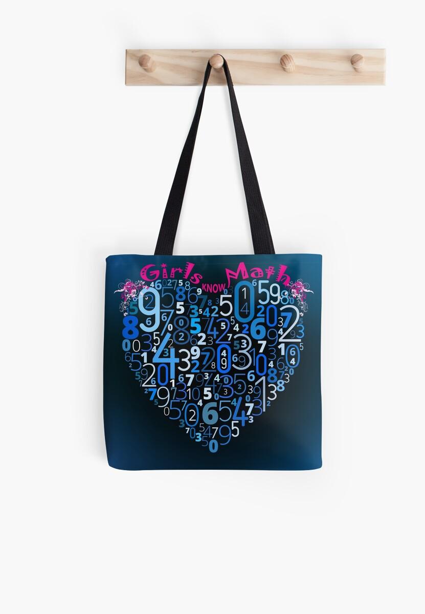 Girls Know Math! by girlsnight