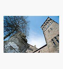 Cardiff Castle Animal Wall Photographic Print