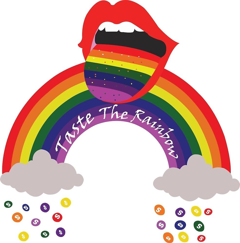 Taste the Rainbow by KMejia