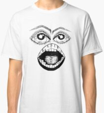 the face Classic T-Shirt