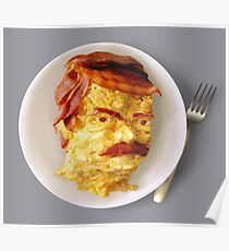 All the Bacon and Eggs Poster