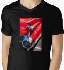 Cadillac tshirt Mens V-Neck T-Shirt
