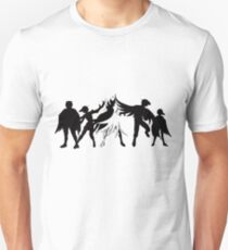 Siempre Alerta estan Unisex T-Shirt