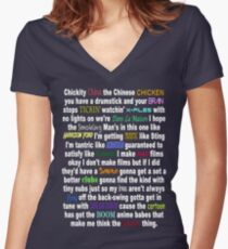 One Week (Barenaked Ladies) Women's Fitted V-Neck T-Shirt