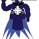 The Knightly Templar Hero by Anthony Romero