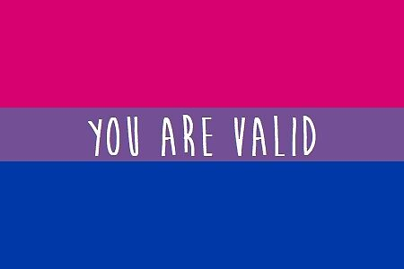 Bisexual Validity by ButterflyB