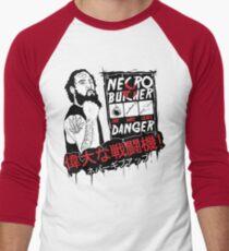 Necro Butcher - JAPAN Men's Baseball ¾ T-Shirt