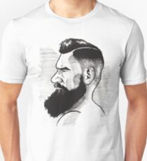 Kenny Brain - Bearded War Lord Unisex T-Shirt
