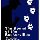 The Hound of the Baskervilles Book Cover by Ian Fox