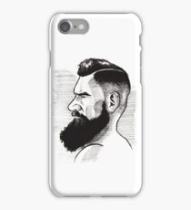 Kenny Brain - Bearded War Lord iPhone Case/Skin