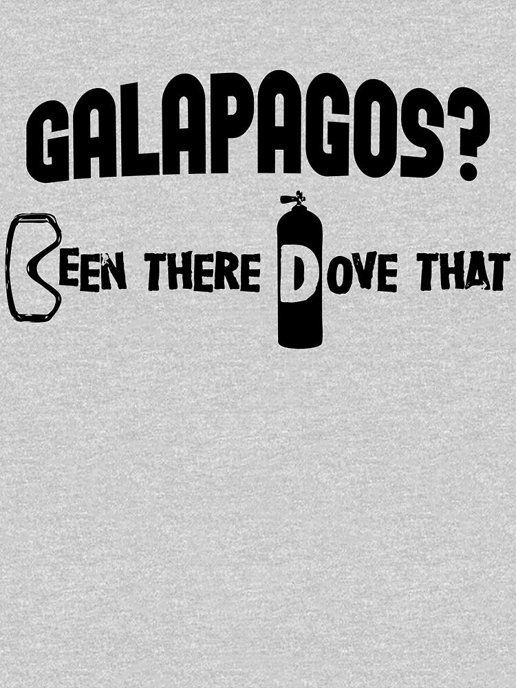 Galapagos Scuba Diving von LocationTees