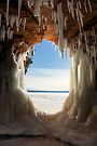The Keyhole, Apostle Islands,WI by Michael Treloar