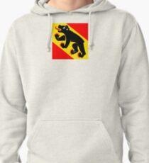 Flag of Bern Canton Pullover Hoodie