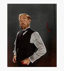 Professor James Moriarty Photographic Print
