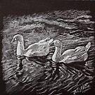 Good geese by Robert David Gellion