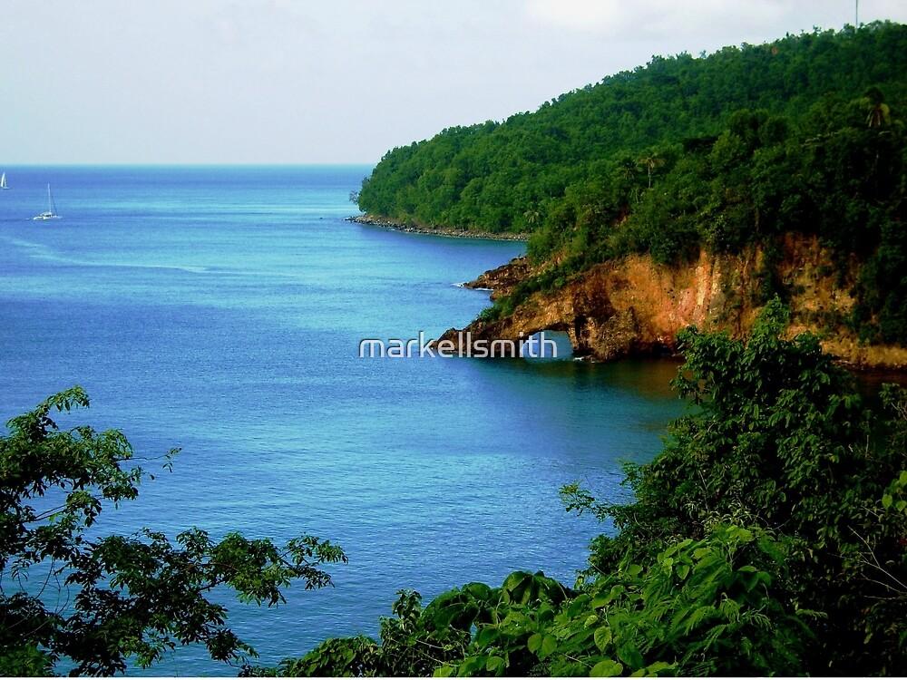 St. Lucia  by markellsmith