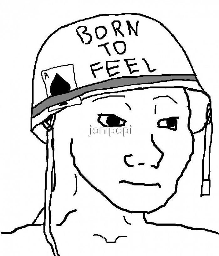 Born to Feel by jonipopi