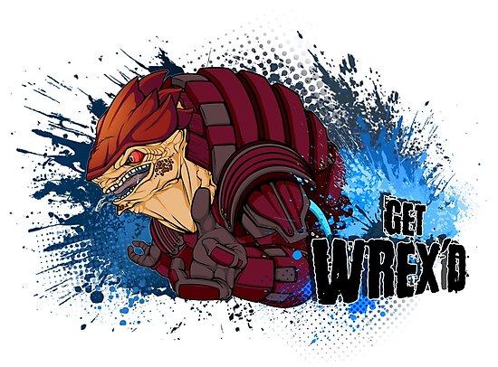 Get WREX'D! by aurelious-arts