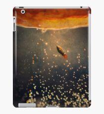 toward the sun iPad Case/Skin