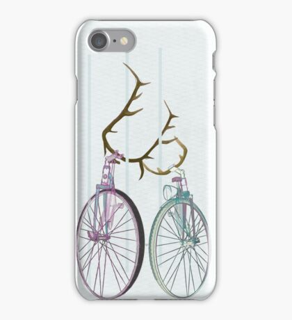 Bicycle Love iPhone Case/Skin