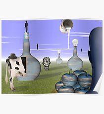 Missing Magritte  Poster