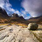 The Narrow Glen by Jeanie