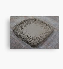 Paper Weight Canvas Print